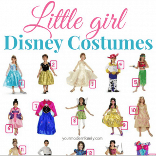 Disney Costumes for girls
