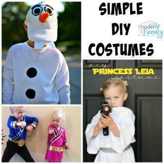 5 DIY kid costumes for Halloween