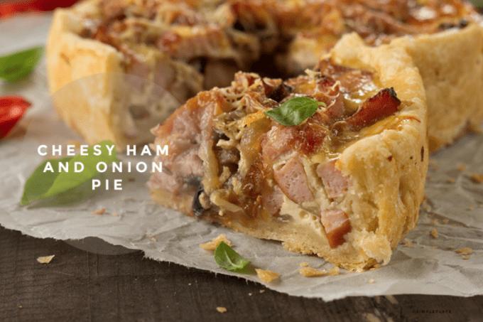 ham-and-onion-pie