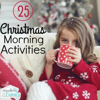 25 Activities for Christmas Morning