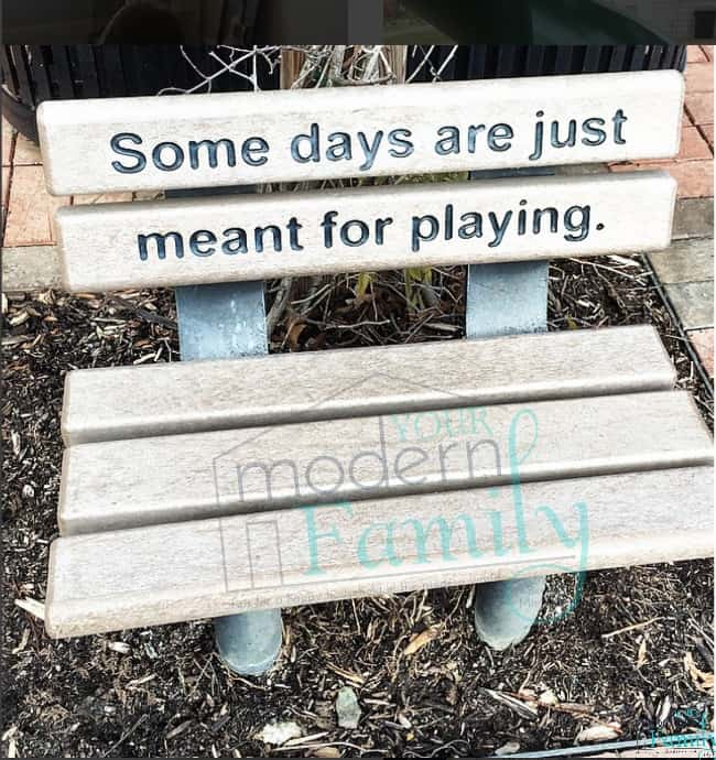 some days are just meant for playing - yourmodernfamily