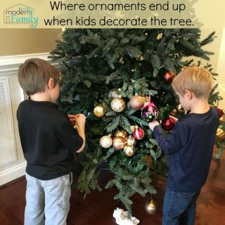 Why we have two Christmas Trees