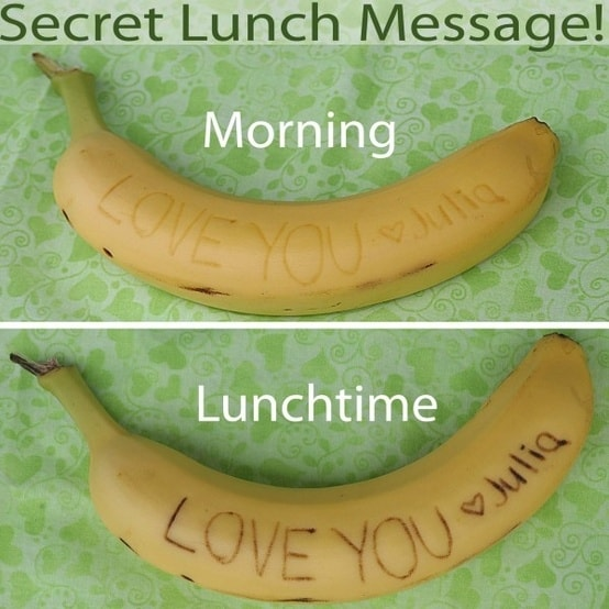 how to make lunches fun!