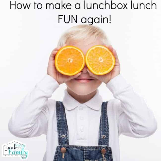 make lunches fun