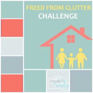 Freed From Clutter Course – My 7 day Decluttering Challenge for you!