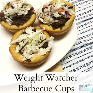 Copy-Cat Weight Watcher Barbecue Cups