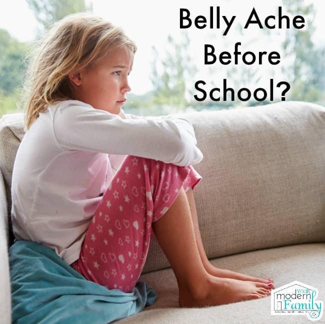 belly ache