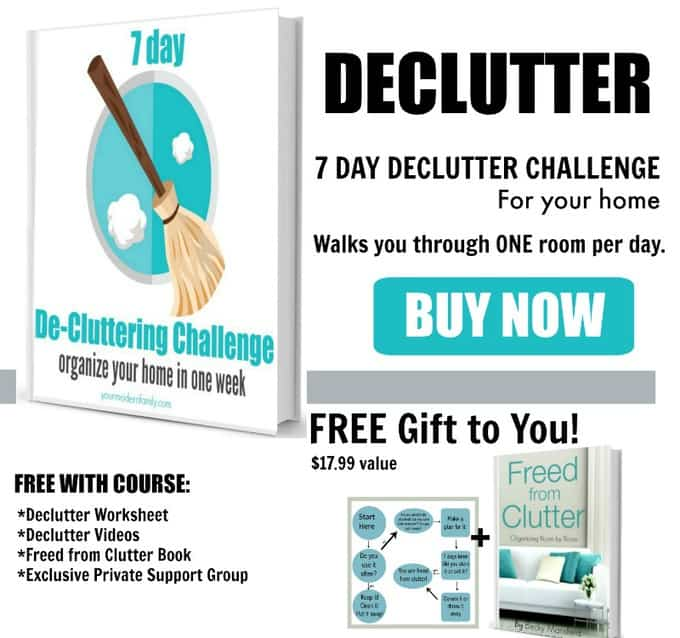 Declutter Tip 11 Tips To Get Your House Nice And Neat