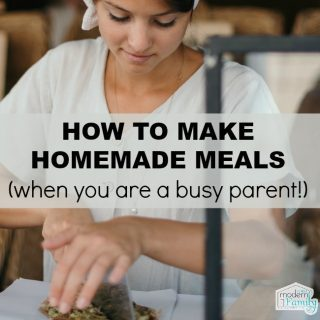 How to Create Home Cooked Meals