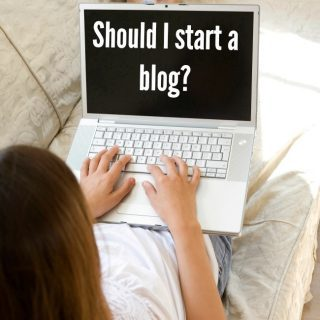 Should I start a blog?   Here are 5 good reasons…