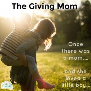 The Giving Mom