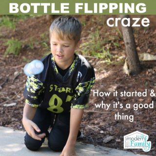 The bottle flipping craze… how it started & why it's a GOOD thing