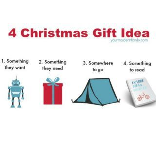 Four Christmas Gifts