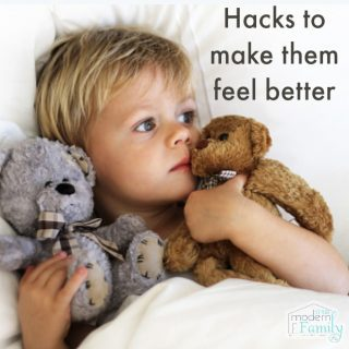 Hacks to try when you are sick