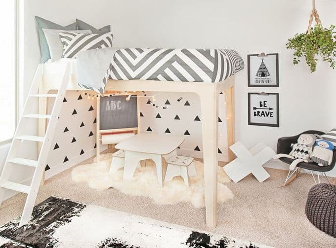 Modern Kids Rooms 10 big kid beds i love! - your modern family