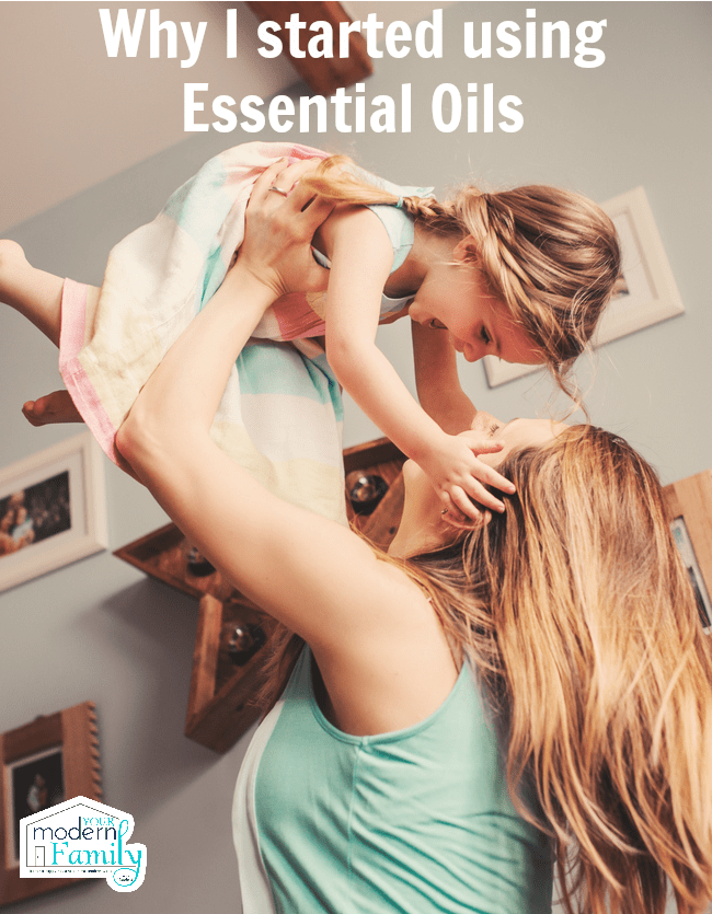 Using Essential Oils for the First Time