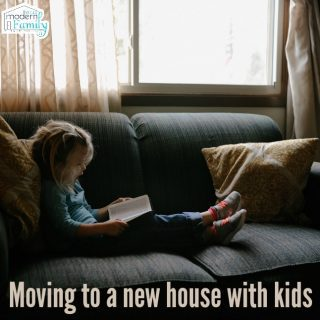 Tips for moving to a new house (with kids)