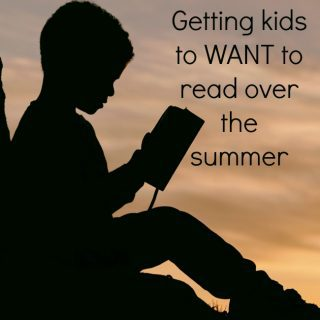 Summer Reading Tips for Mom and Kids