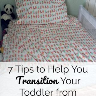 7 Tips to Transition from Crib to Bed