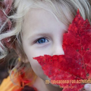 Educational Fall Activities (for every age!)