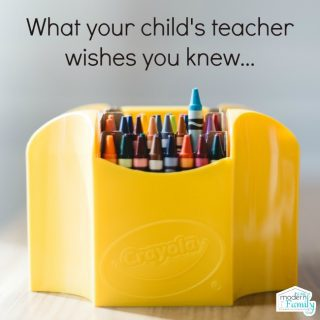 What your child's teacher wishes you knew