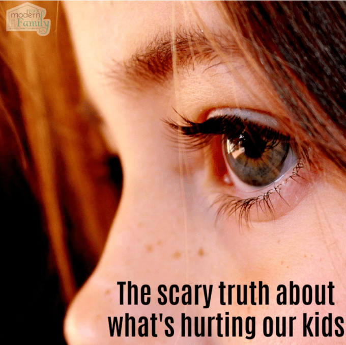 The scary truth about what's hurting our kids
