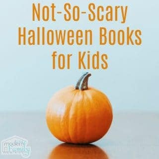 Not-so-scary Halloween books for kids