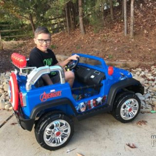 Four benefits of ride on toys