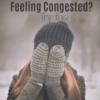 How to help your kids when they are feeling congested